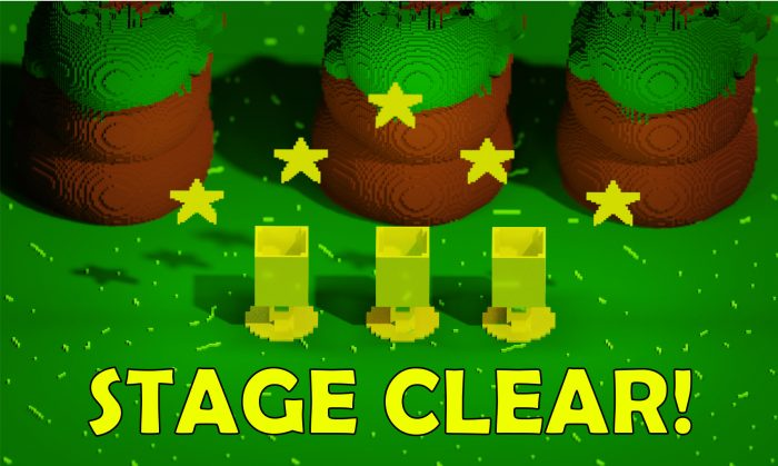 Stage Clear!