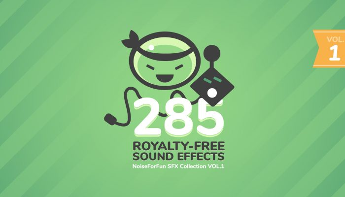 285 Game Sound Effects Vol 01