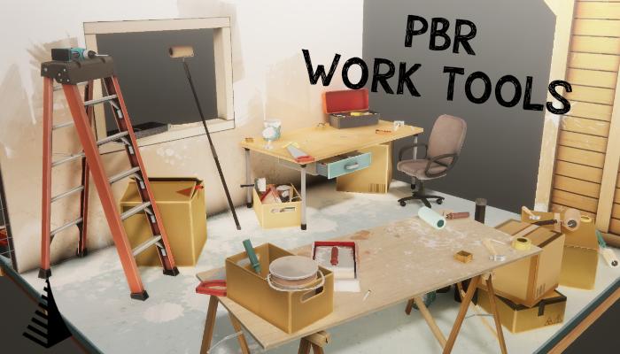 PBR Work Tools
