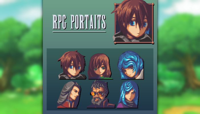 RPG Portaits