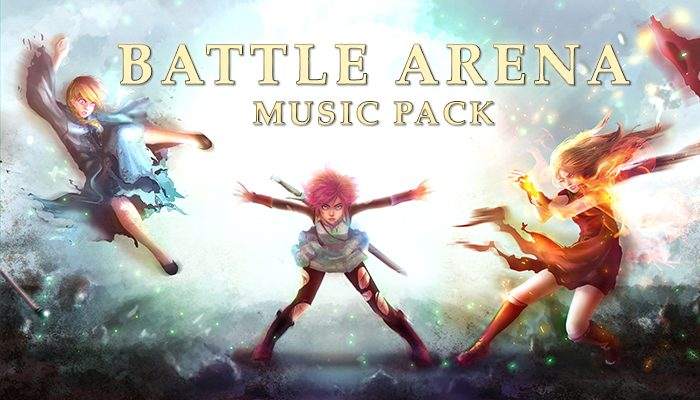 Battle Arena Music Pack