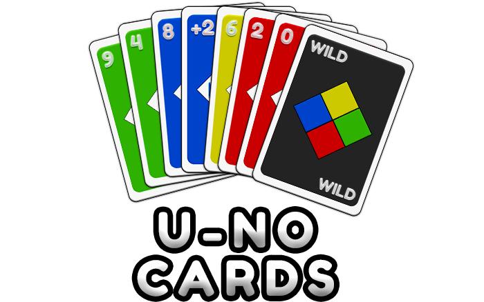 U-no Cards Type
