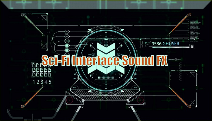 Sci-Fi Interface Sound FX