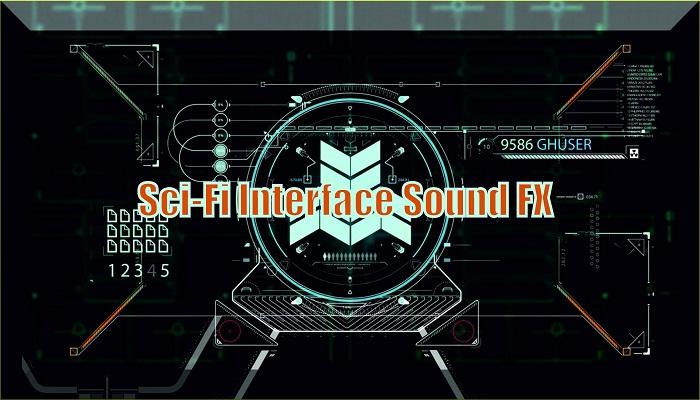 Sci-Fi Interface Sound FX