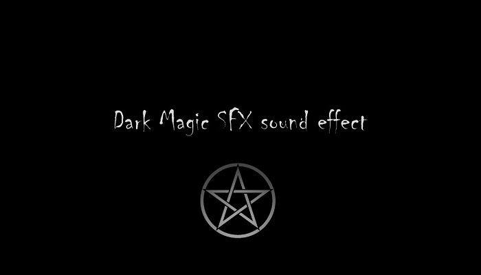 Dark Magic SFX