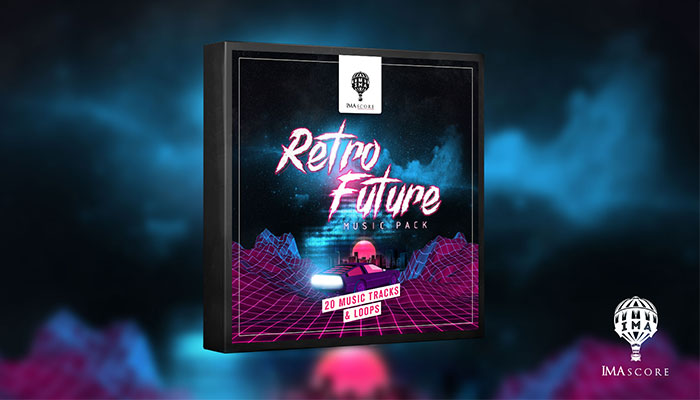 Retro Future Music Pack