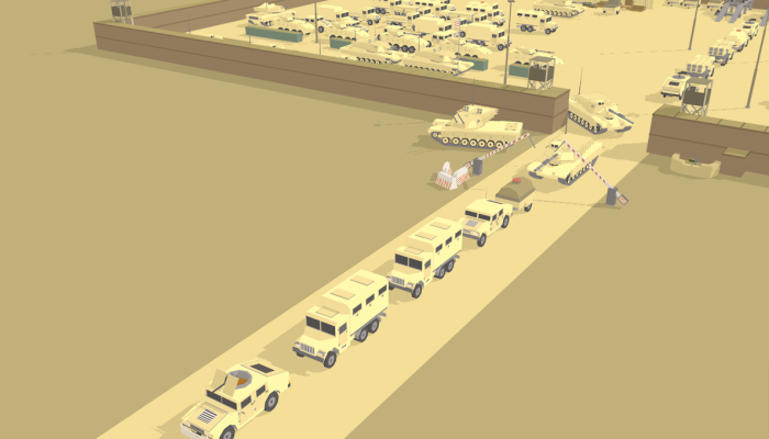 MILITARY BASE ASSETS