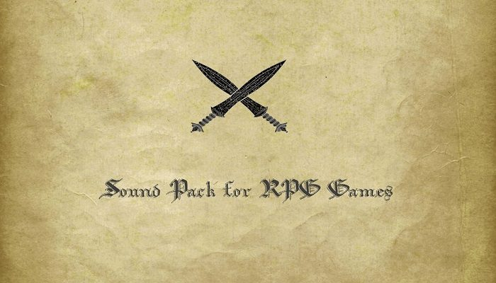 Sound Pack for RPG Games