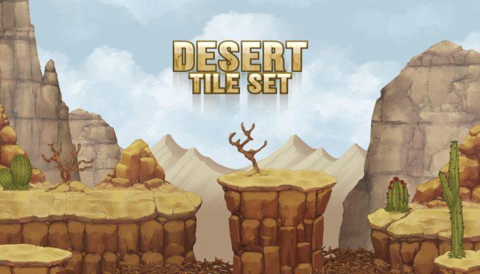 Desert Tile Set