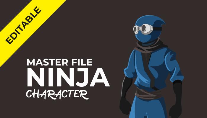 2D Ninja Heroes
