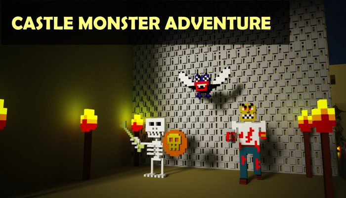 Castle Monster Adventure