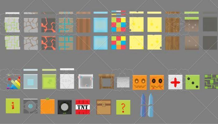 platform cubes