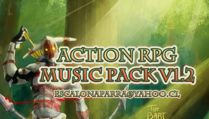 Action RPG music FREE