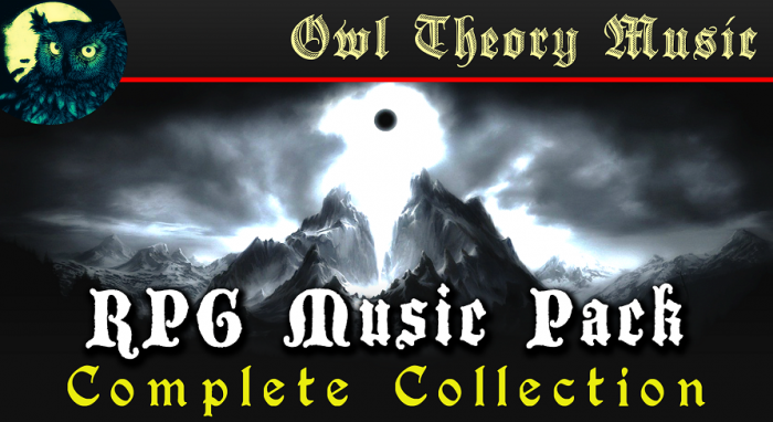 RPG Music Pack: The Complete Collection
