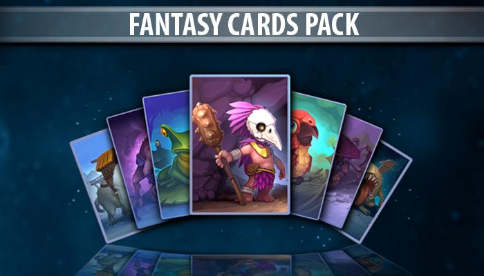 Fantasy Cards Pack