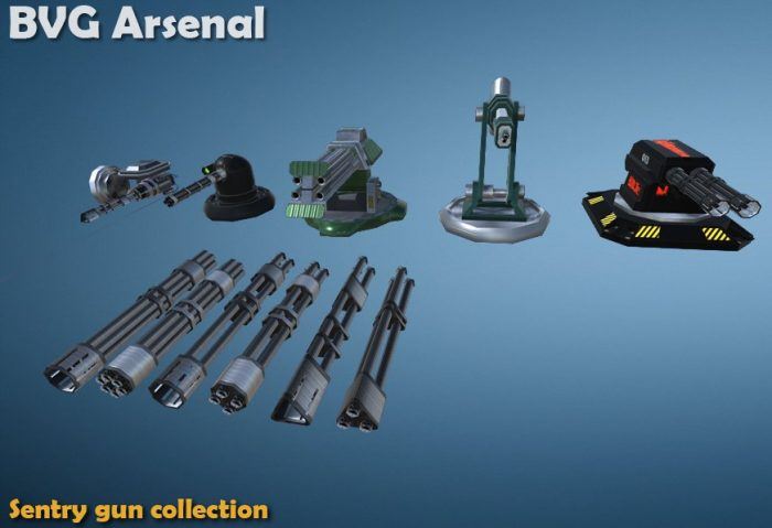 Sentinel collection – HQ