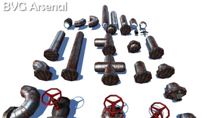 Modular pipes – HQ