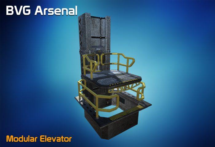 Modular Elevator – HQ