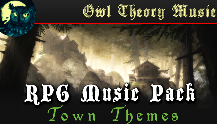 RPG Music Pack: Town Themes