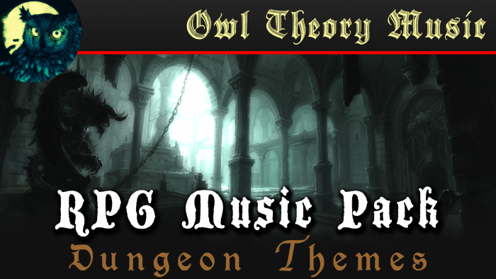 RPG Music Pack: Dungeon Themes