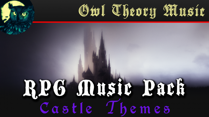 RPG Music Pack: Castle Themes
