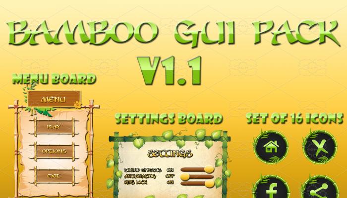 Bamboo Gui