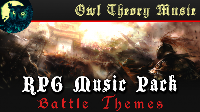 RPG Music Pack: Battle Themes