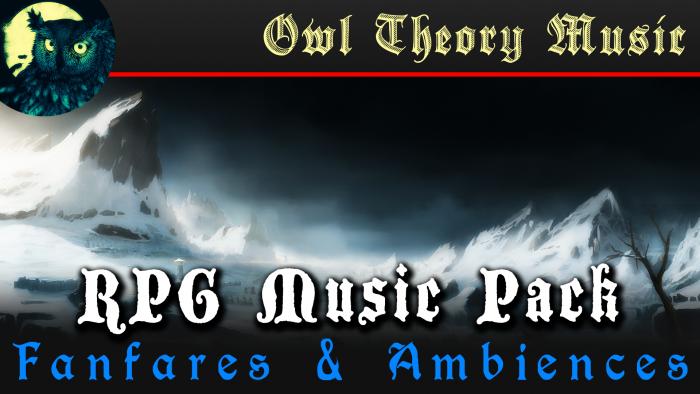 RPG Music Pack: Fanfares & Ambiences