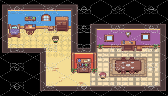 RPG Interior Package 01