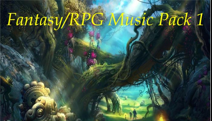 Fantasy/RPG Music Pack 1
