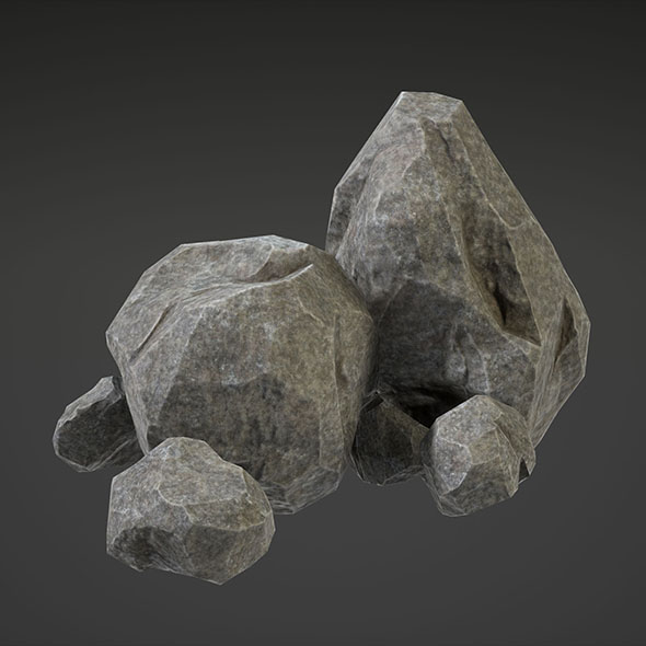 Stone (Middle&Small)