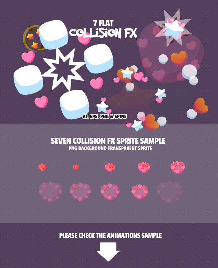 Collision effect V2