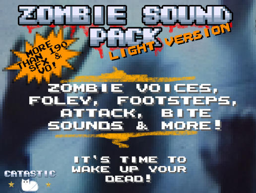 Zombie Sound Pack – Light Version