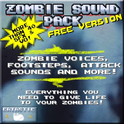 Zombie Sound Pack – Free Version