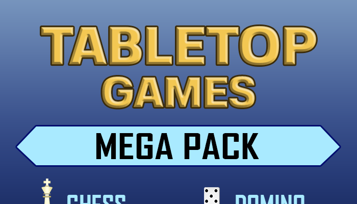 Tabletop Games MEGA PACK