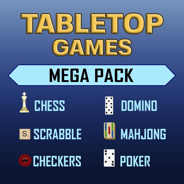 Tabletop Games MEGA PACK
