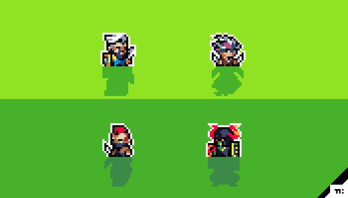 Tiny, Tiny Heroes – Champions