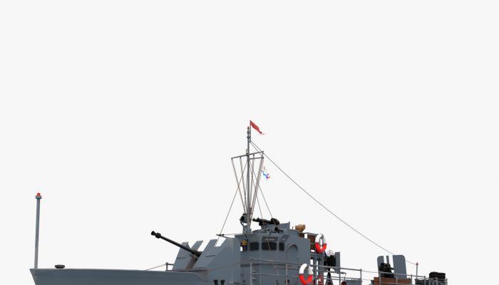Armored Small Hunter BMO Project 194