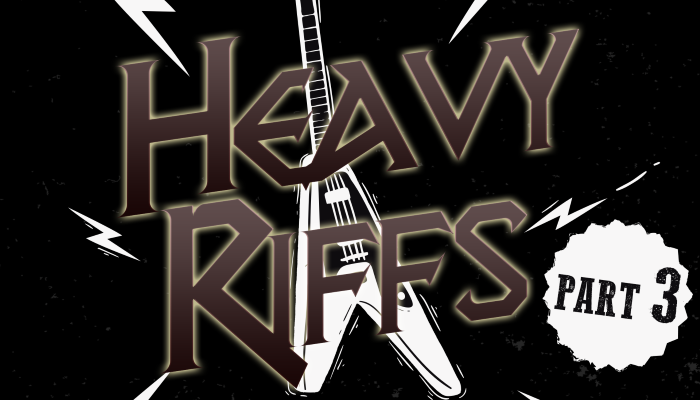Heavy Riffs III
