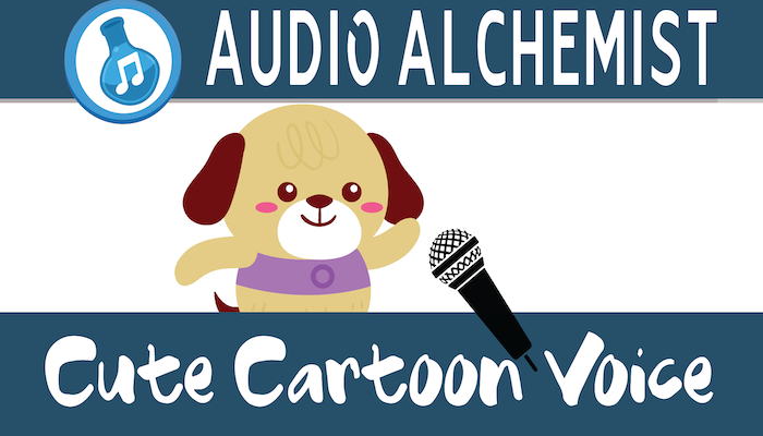 Cute Cartoon Voice Pack