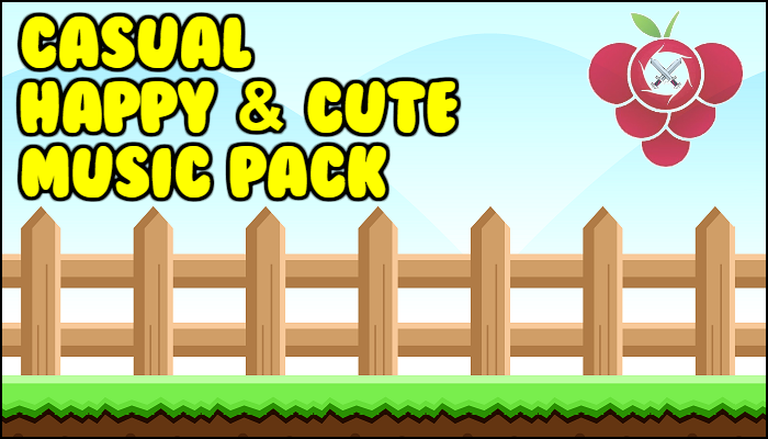 Casual Happy & Cute Music Pack