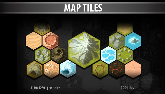 Map Tiles