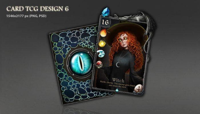TCG Card Design 6