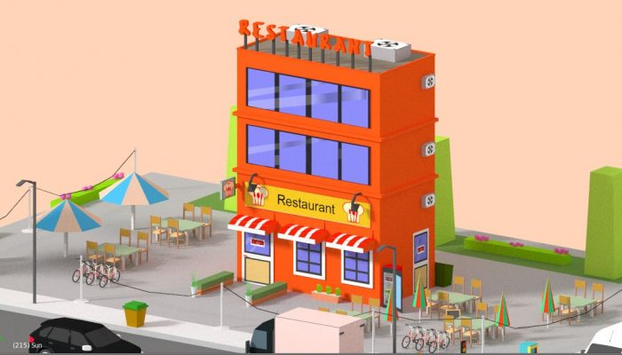 Low Loly Corner Rrestaurant