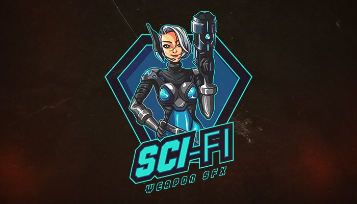 Sci-Fi Weapon SFX
