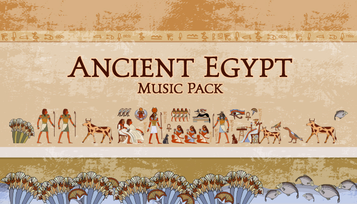 Ancient Egypt Music Pack