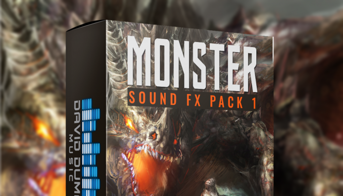 Monster Sound FX Pack 1