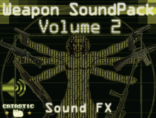Weapon Sound Pack – Volume 2