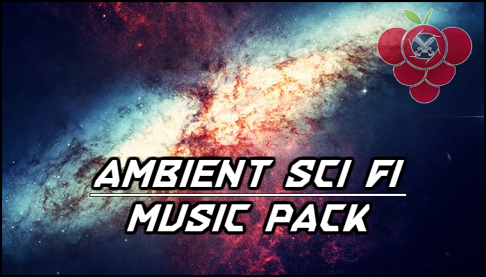 Ambient Sci Fi Music Pack
