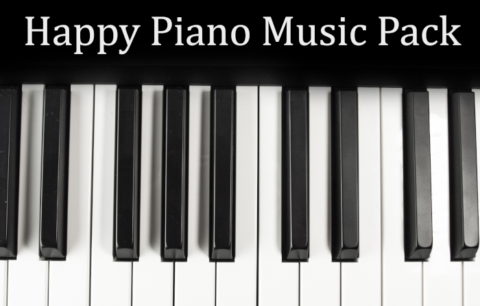 Happy Piano Music Pack